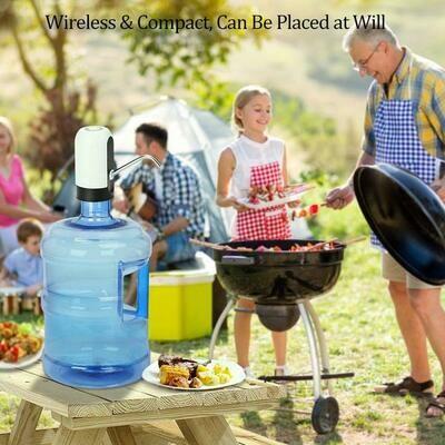 Rechargeable Water Pump Dispenser