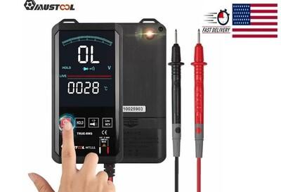 Touch Screen Digital Multimeter