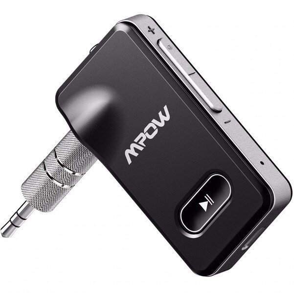 Bluetooth Receiver for Car, Speakers 15-Hour Battery Life