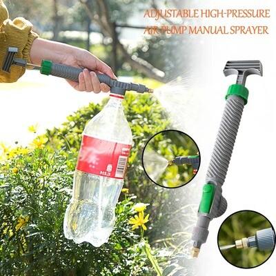 Portable High Pressure Air Pump Manual Sprayer