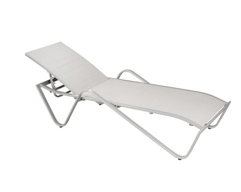 Outdoor Aluminum Chaise Lounges