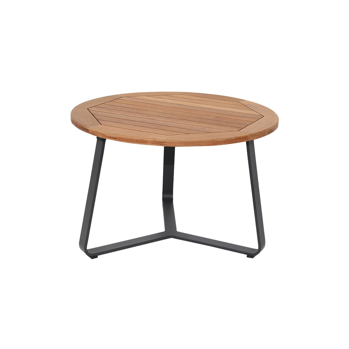 Outdoor Round Side Table Ceramic
