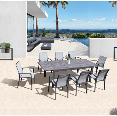 Outdoor Extension Tables and Dining Sets