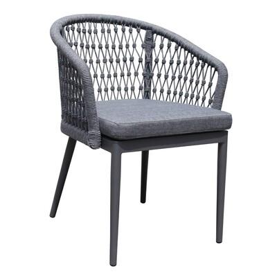 Modern Handmade Rope Dining Chair