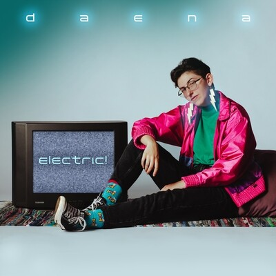 """""""Electric!"""" EP - PHYSICAL CD"""