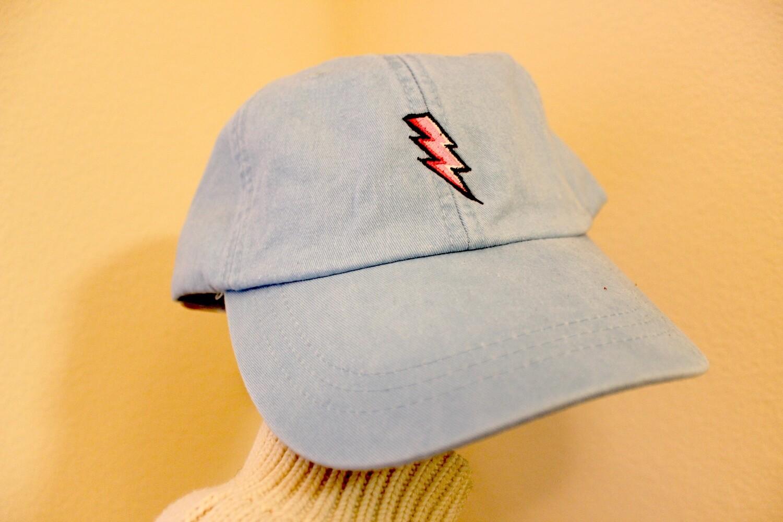 daena Lightning Bolt Dad Hat