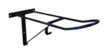 Folding Saddle Rack w/ Bridle Hook