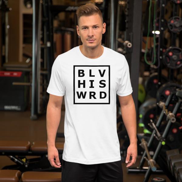 BLV Short-Sleeve Unisex T-Shirt
