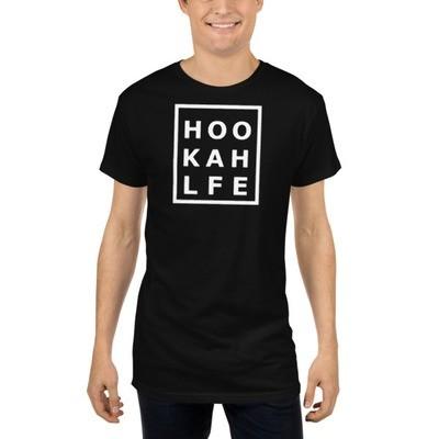 HOOKAH Long Body Urban Tee