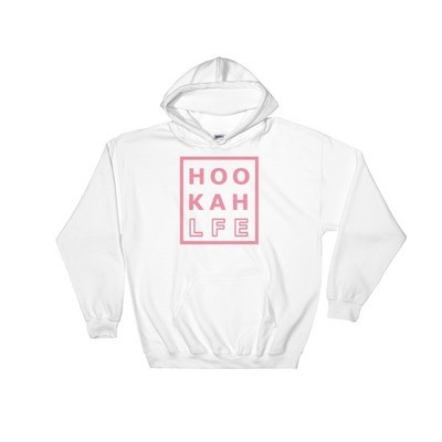 PNK HOOKAH LFE Hooded Sweatshirt