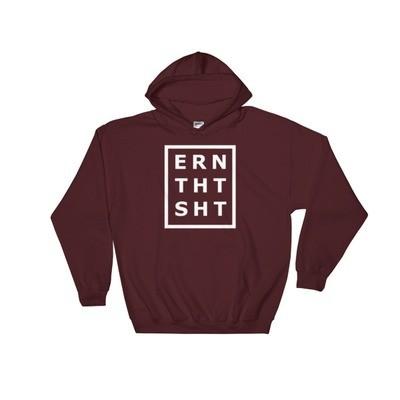 WHT ERN Hooded Sweatshirt