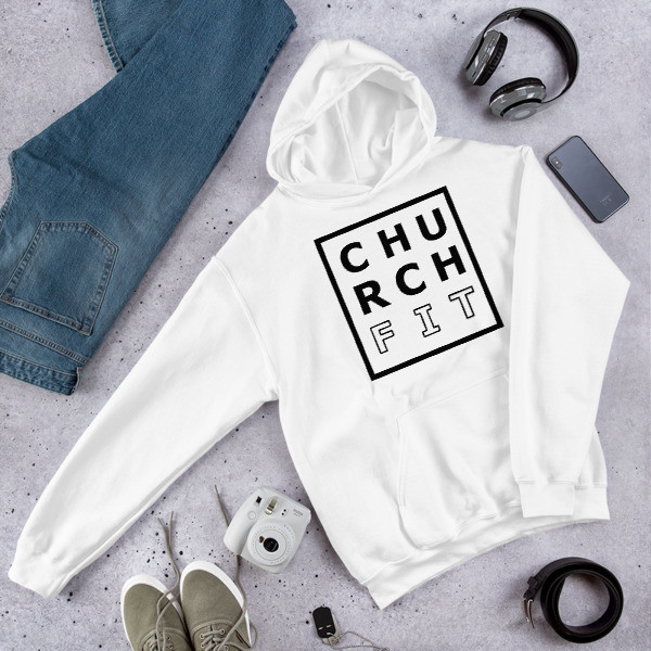CHRCH FIT Hooded Sweatshirt