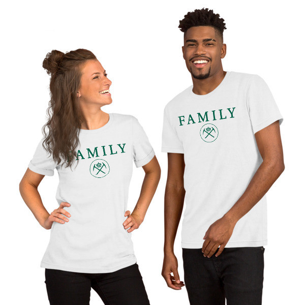NINER FAMILY Short-Sleeve Unisex T-Shirt