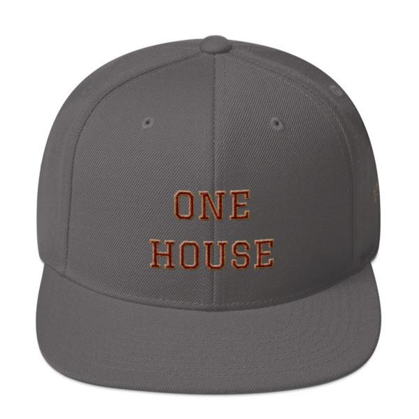 M.HOUSE Snapback Hat