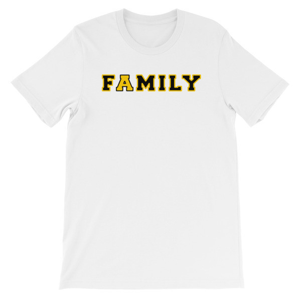 APP Bella + Canvas 3001 Unisex Short Sleeve Jersey T-Shirt with Tear Away Label