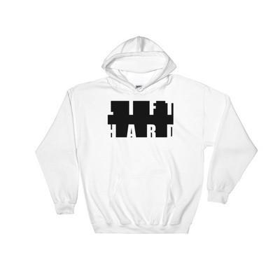 LIFT HARD Hooded Sweatshirt