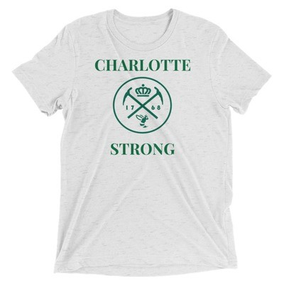 CHARLOTTE STRONG Short sleeve t-shirt