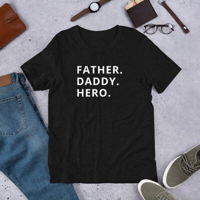 FATHER'S DAY Short-Sleeve Unisex T-Shirt