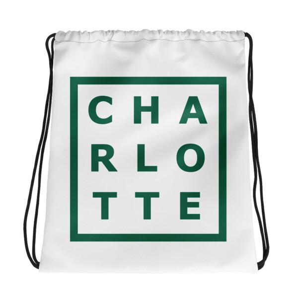 CHARLOTTE Drawstring bag