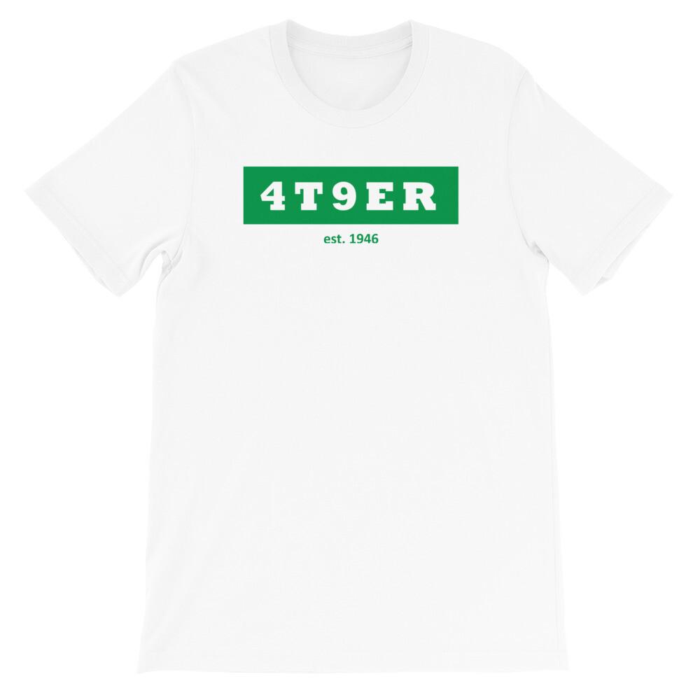 4T9ER Short-Sleeve Unisex T-Shirt