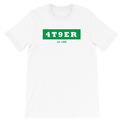 4T9ER Short-Sleeve Unisex T-Shirt