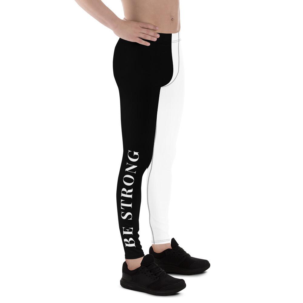 BE STRONG Men's Leggings