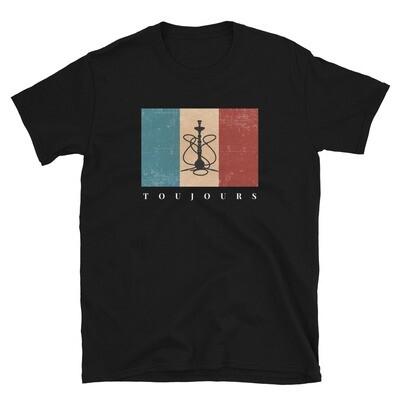 HOOKAH SHISHA TOUJOURS Unisex T-Shirt