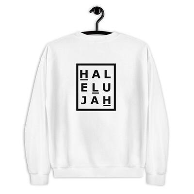 HALLELUJAH Unisex Sweatshirt