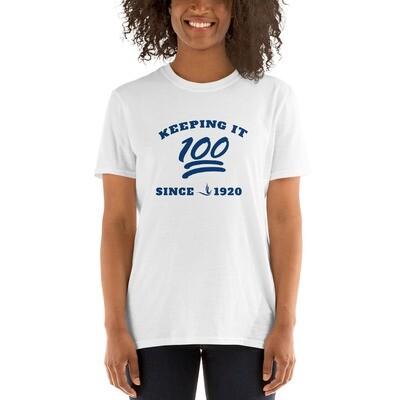 Keeping It 100 Zeta Centennial T-Shirt