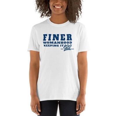 Finer Womanhood Centennial T-Shirt