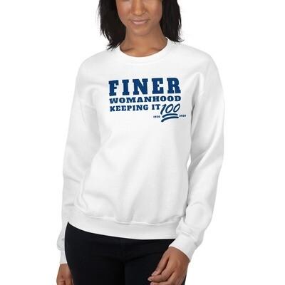 Finer Womanhood Centennial Sweatshirt