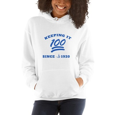 Royal Blue 2nd Edition Hoodie