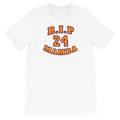 R.I.P MAMBA Unisex T-Shirt