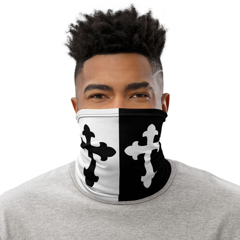 DOUBLE CROSS Neck Gaiter