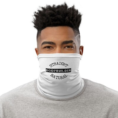 STRAIGHT NATURAL Neck Gaiter