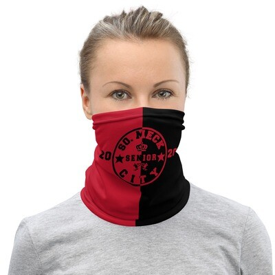 BLK RED SO. MECK 2020 Neck Gaiter