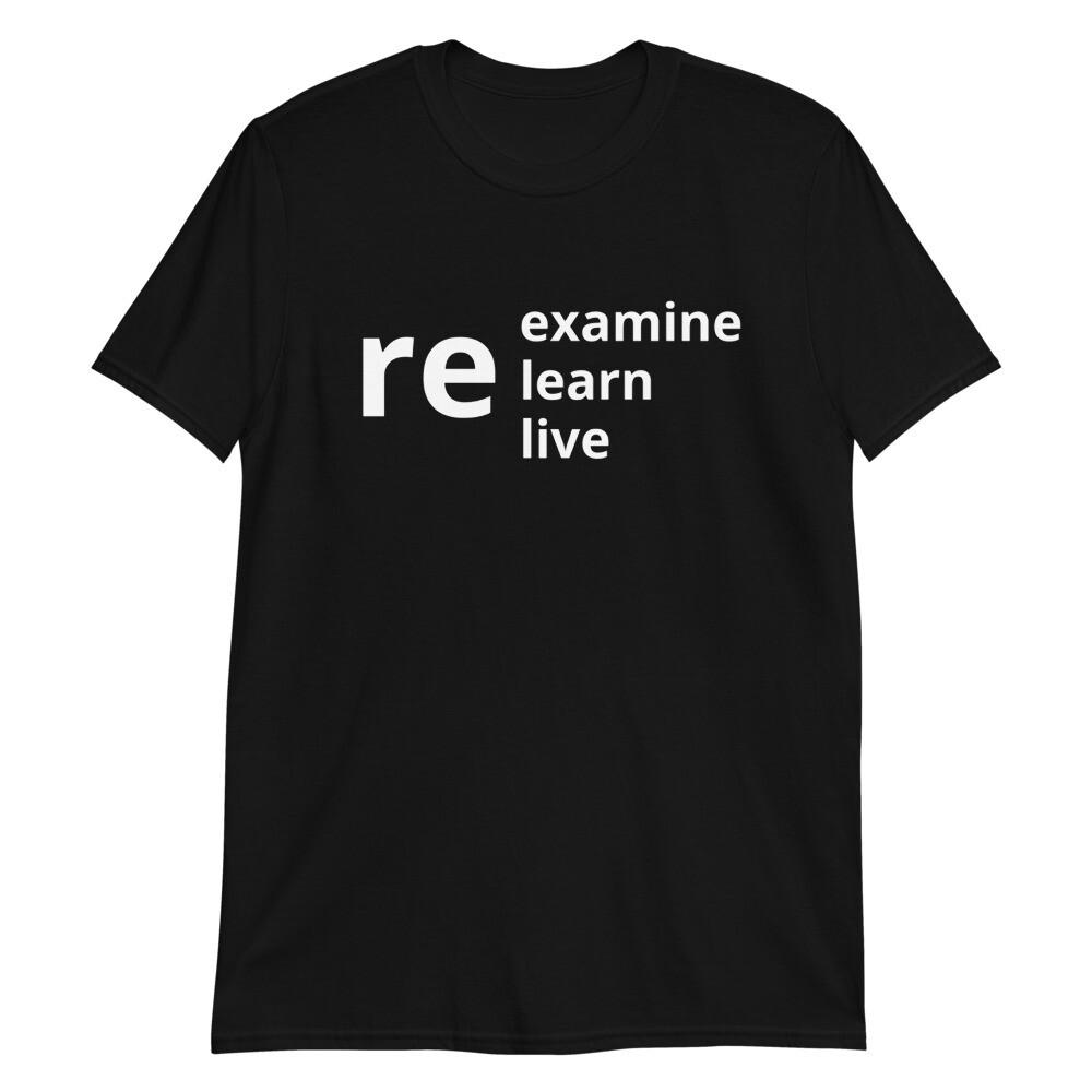 REexamine Podcast Unisex T-Shirt