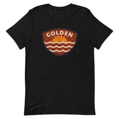 GOLDEN SHORES T-Shirt