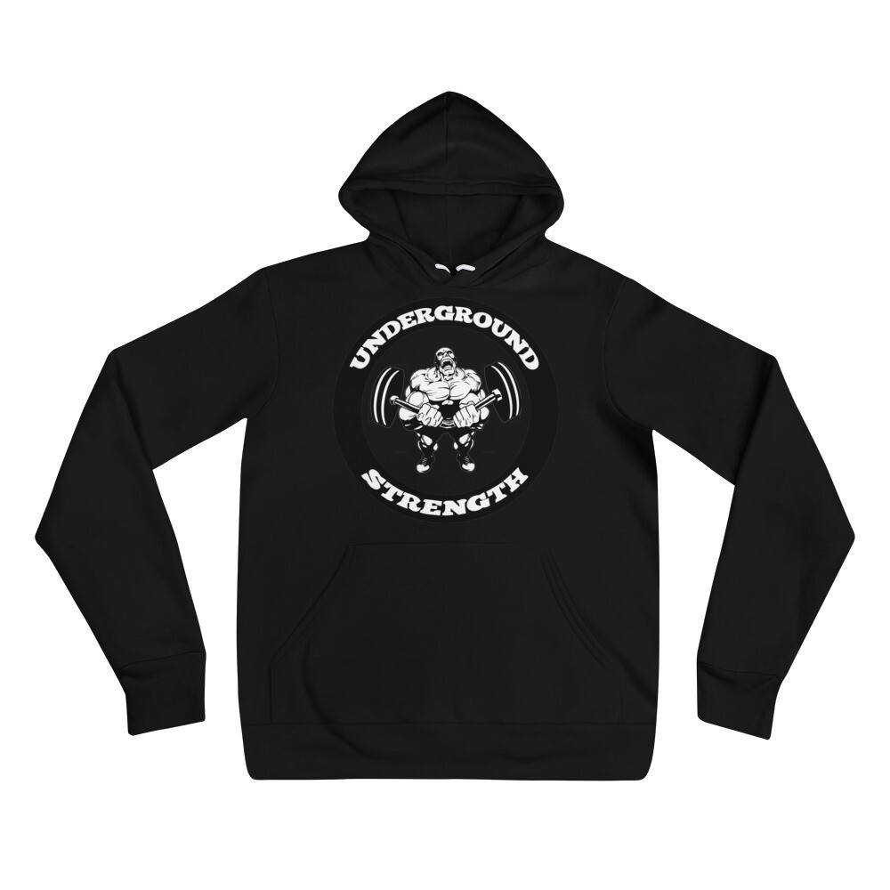 Unisex OG Muscle Man Light Weight Hoodie