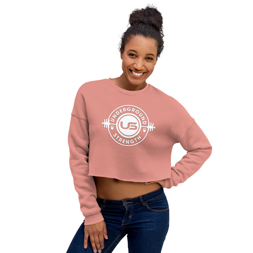 Crop Sweatshirt US Logo