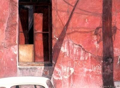 Pared Roja #3