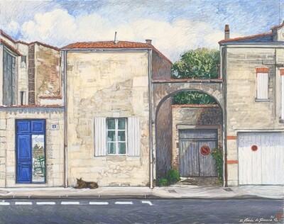 Porte Ouverte (France) #92