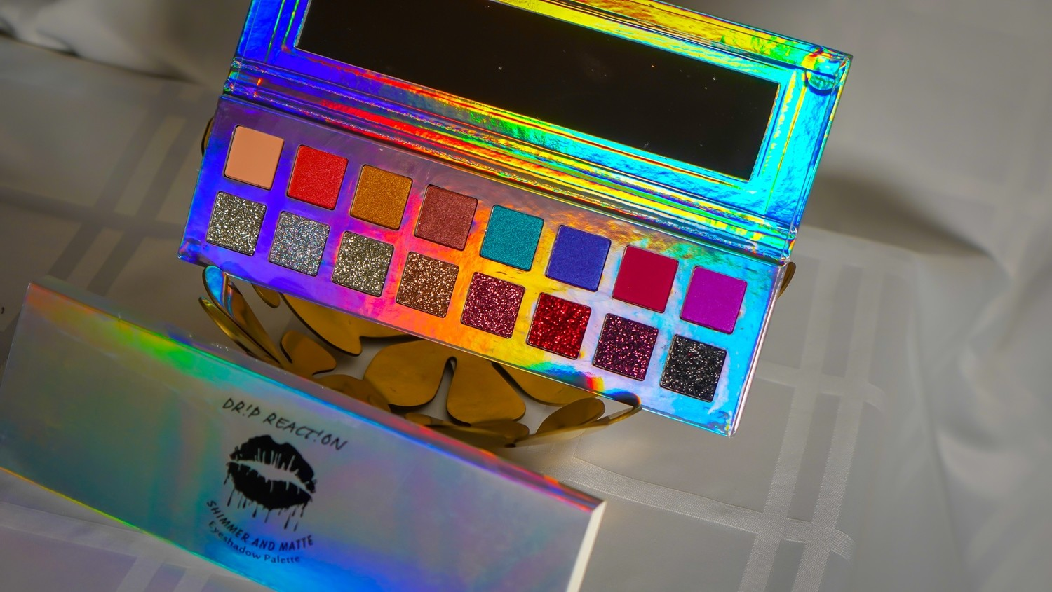 Shimmer and Shine Metallic Palette