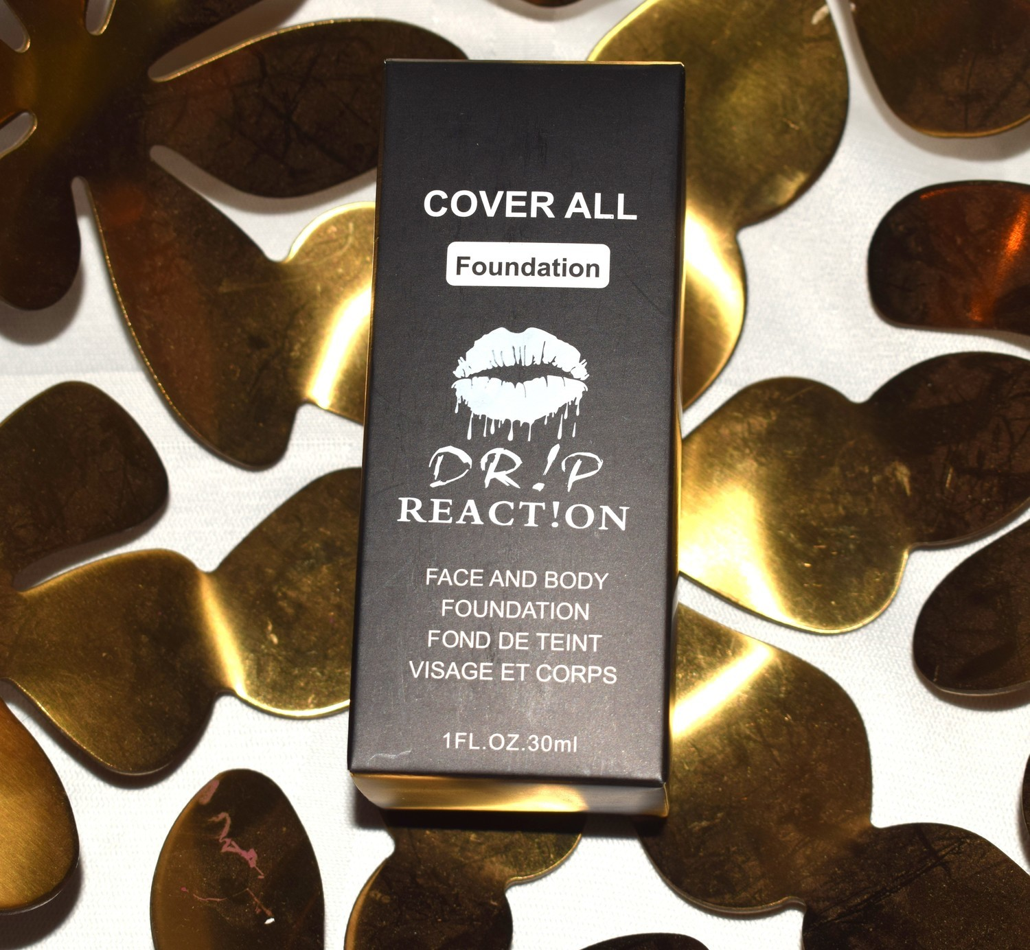 Drip Cover All Foundation
