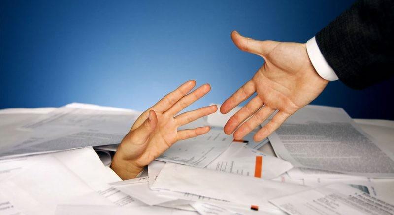 Удаленное восстановление бухгалтерского учета