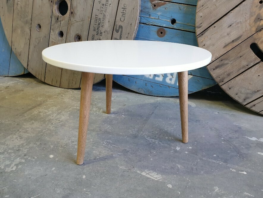 Scandi Round Coffee Table