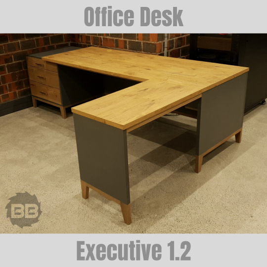 Executive 1.2 Office Desk