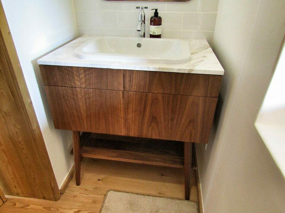 Lux Bathroom Vanity