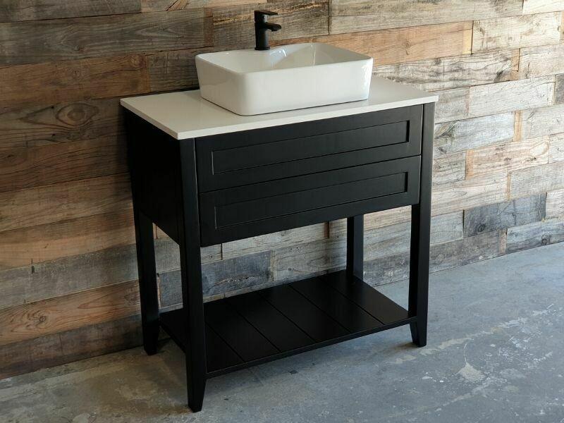 Silhouette Bathroom Vanity