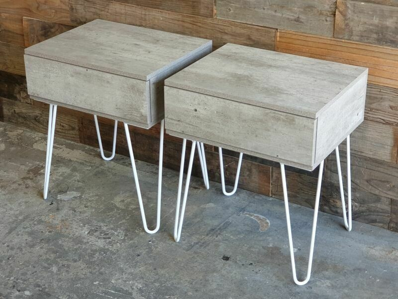 Novo Hairpin Side Table (Price per unit)